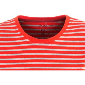 Elkline Hummel Longsleeve Shirt Women grey/red